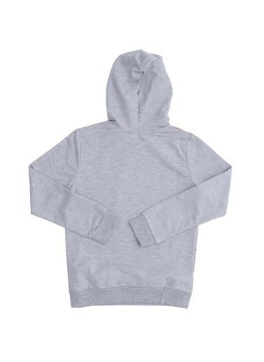 Funky Rocks Sweatshirt Gri